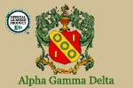 Alpha Gamma Delta Sorority | E-Stores by Zome